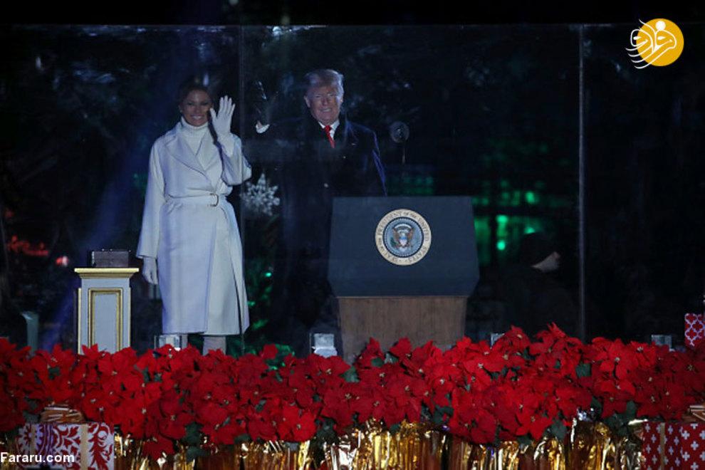 (تصاویر) اشکهای ترامپ در کنار ملانیا! - 12