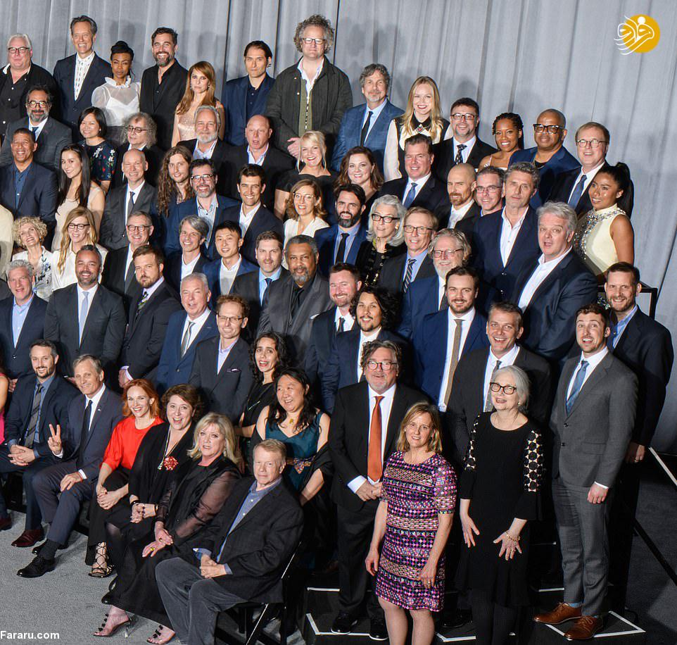 (تصاویر) نامزدهای دریافت جوایز اسکار ۲۰۱۹ - 28