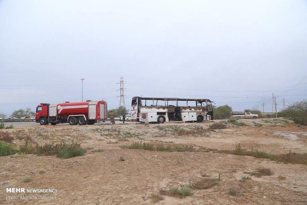 (تصاویر) انفجار خط لوله نفت اهواز به رامهرمز - 4