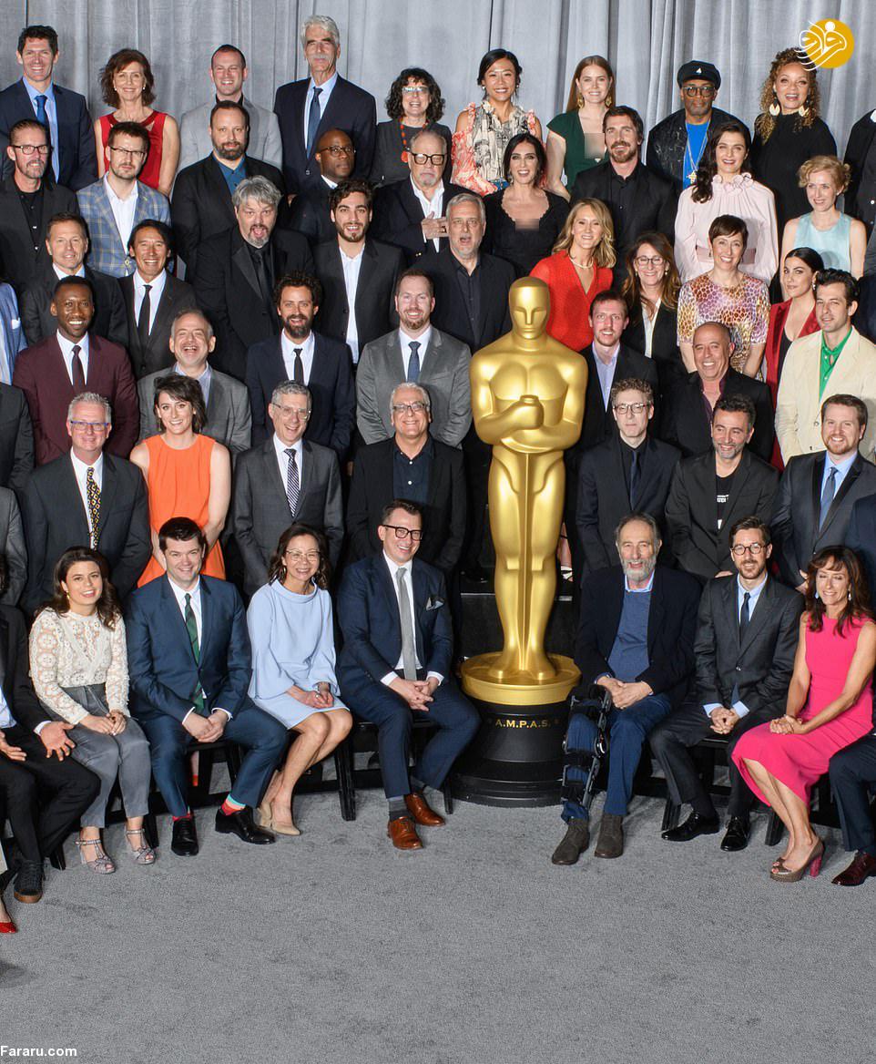 (تصاویر) نامزدهای دریافت جوایز اسکار ۲۰۱۹ - 27