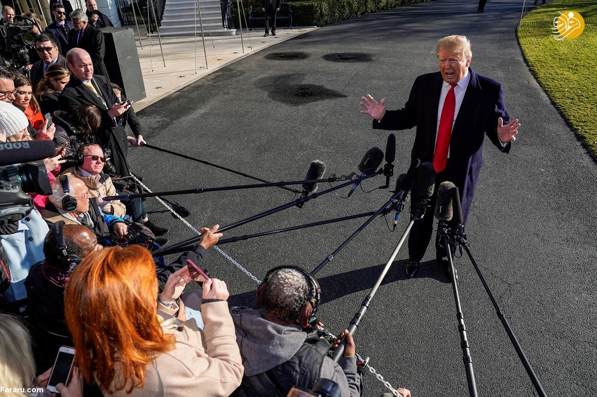 (تصاویر) ترامپ: ایرانیها میخواهند مذاکره کنند! - 16