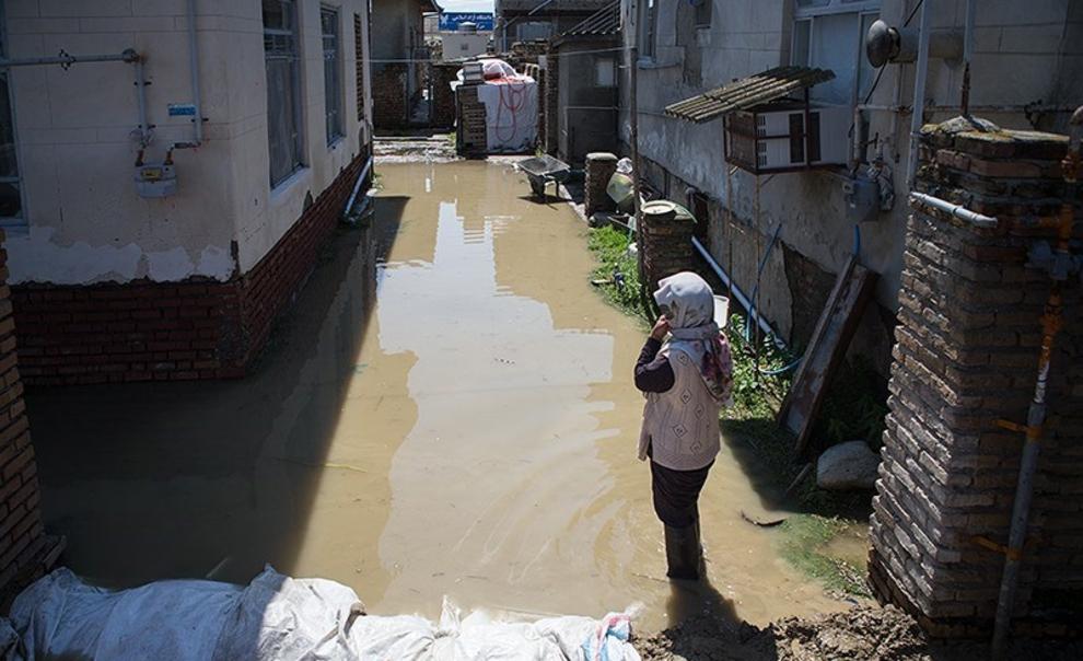 (تصاویر) گمیشان پس از سیلاب - 10