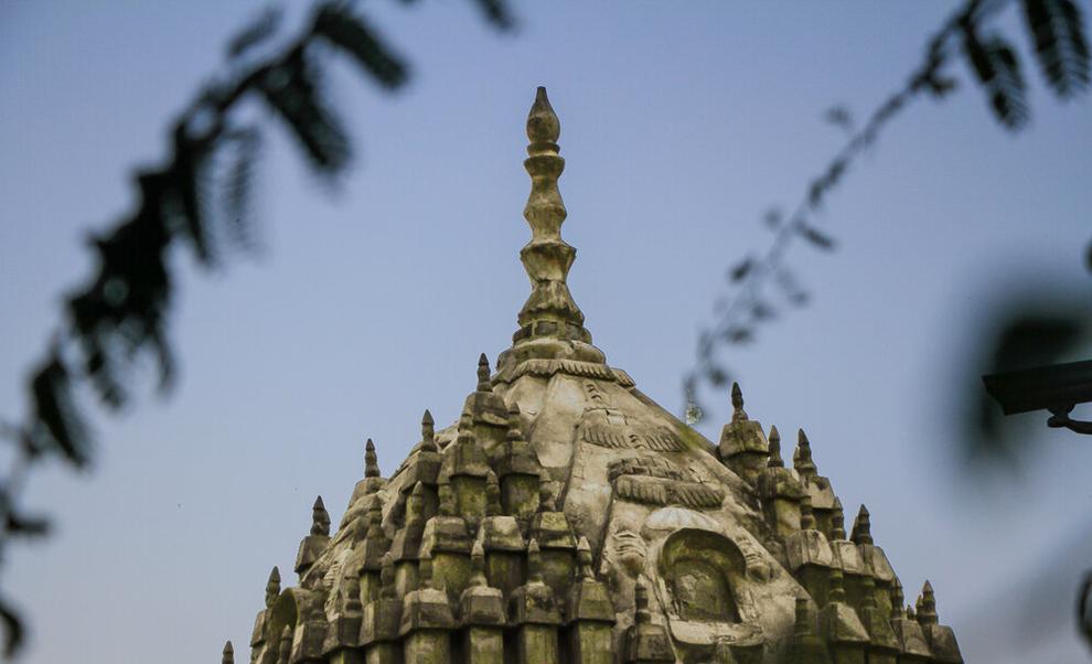 (تصاویر) معبد هندوها در بندرعباس - 3