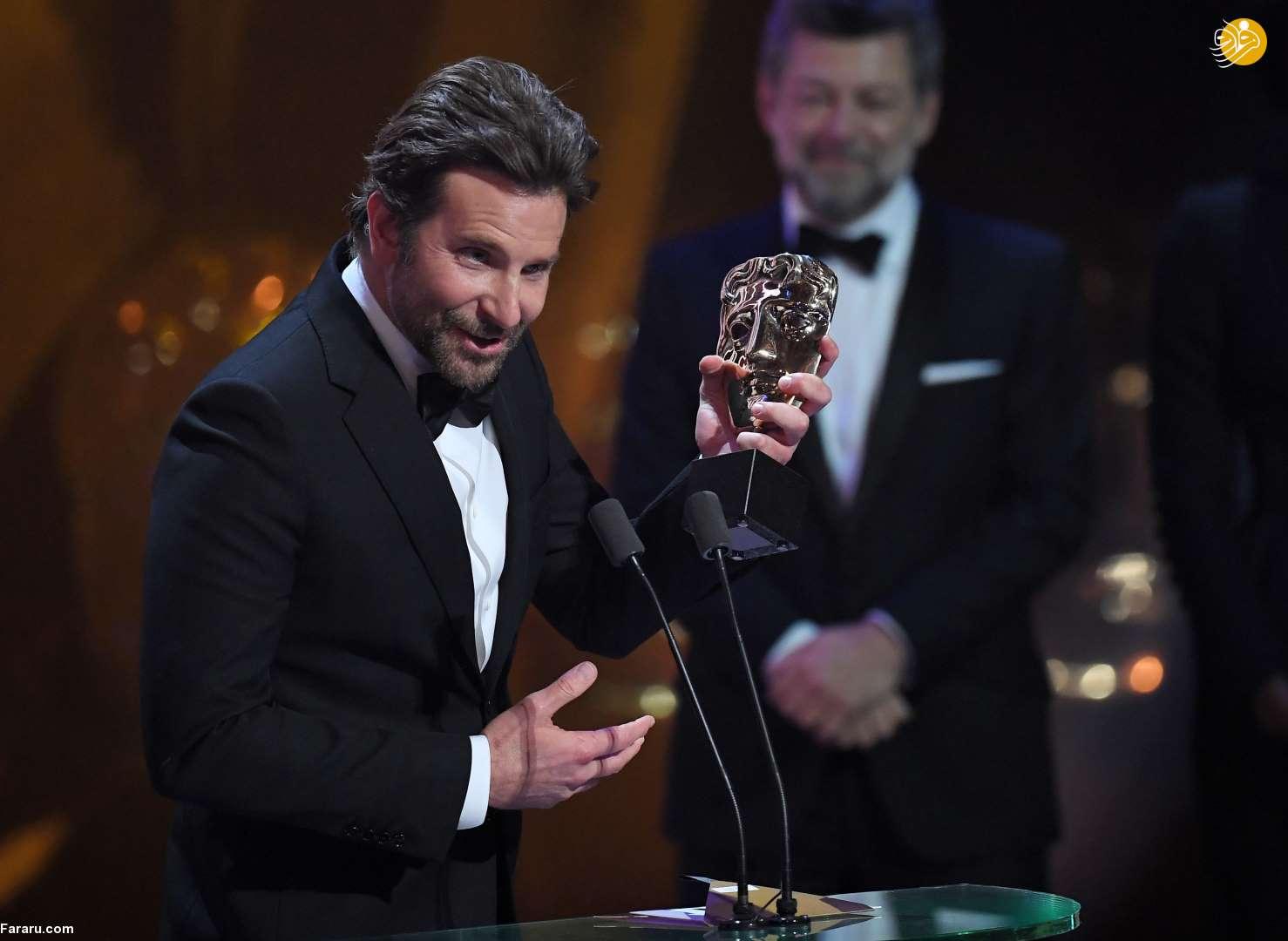 (تصاویر) مراسم اهدای جوایز بفتا؛ درخشش سوگلی و رما - 10