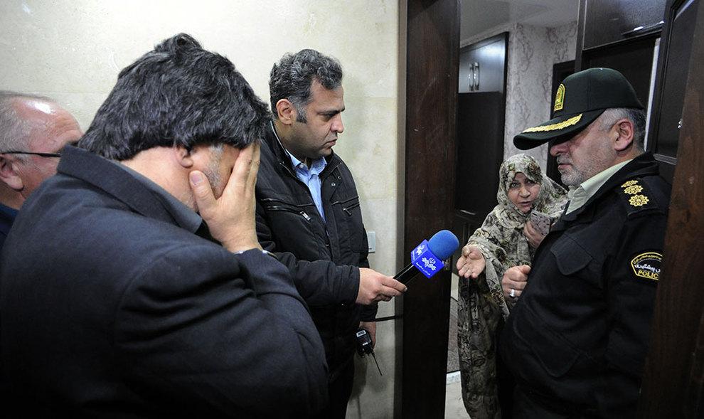 (تصاویر) سرقت مسلحانه میلیاردی از خانه لوکس - 29