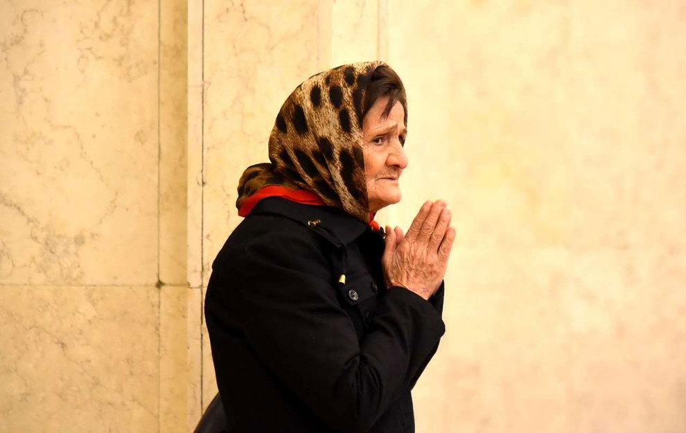 (تصاویر) آغاز سال نو در کلیسای سرکیس مقدس تهران - 13