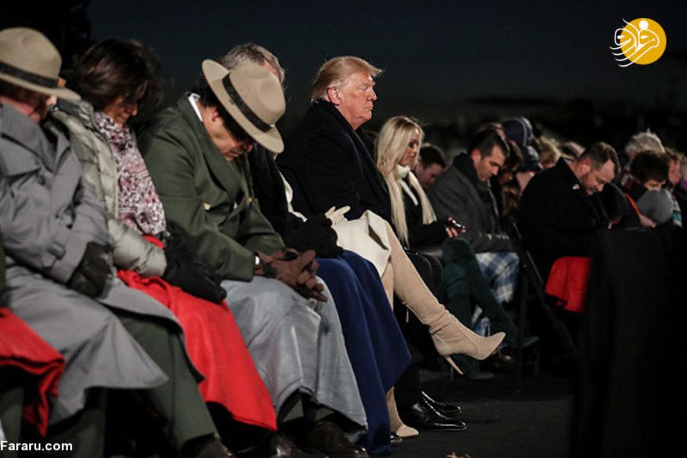 (تصاویر) اشکهای ترامپ در کنار ملانیا! - 3