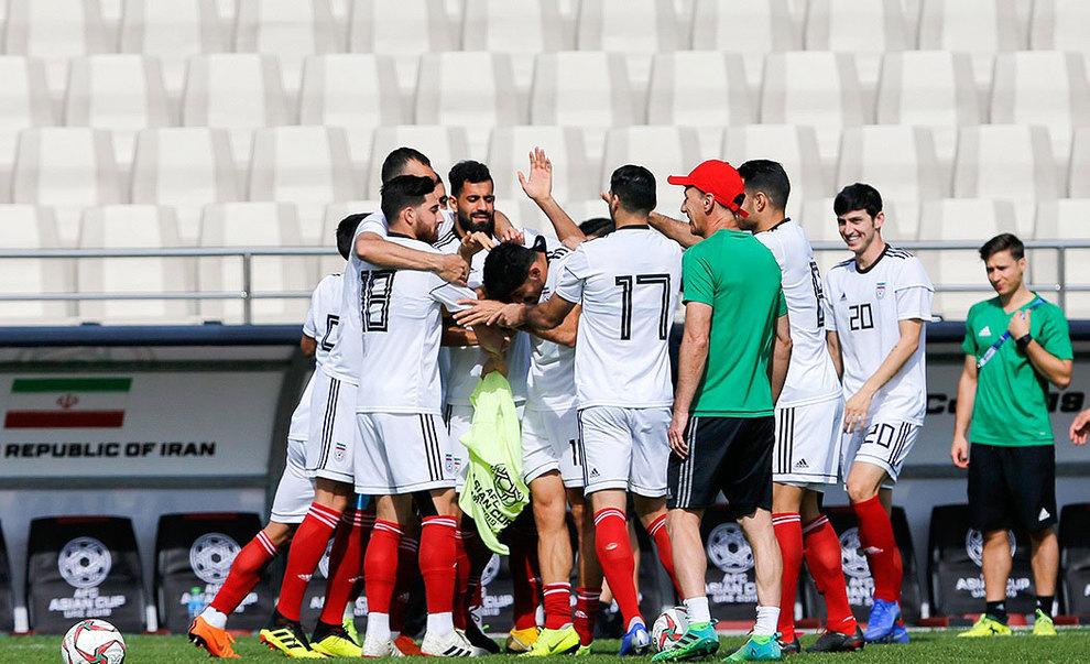 (تصاویر) آخرین تمرین تیم ملی فوتبال قبل از بازی با ویتنام - 8