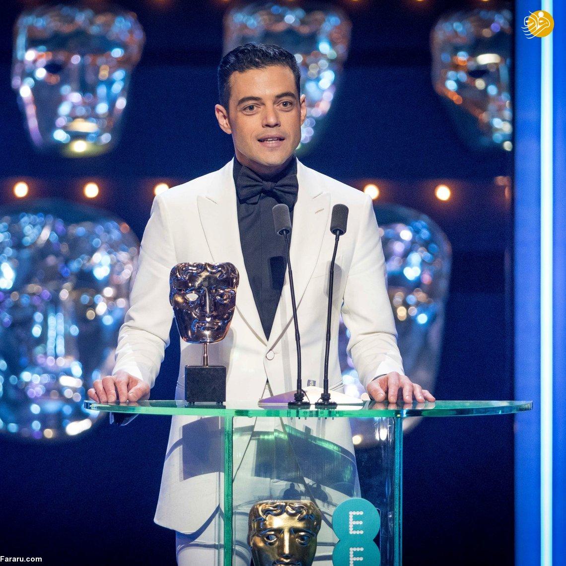 (تصاویر) مراسم اهدای جوایز بفتا؛ درخشش سوگلی و رما - 22