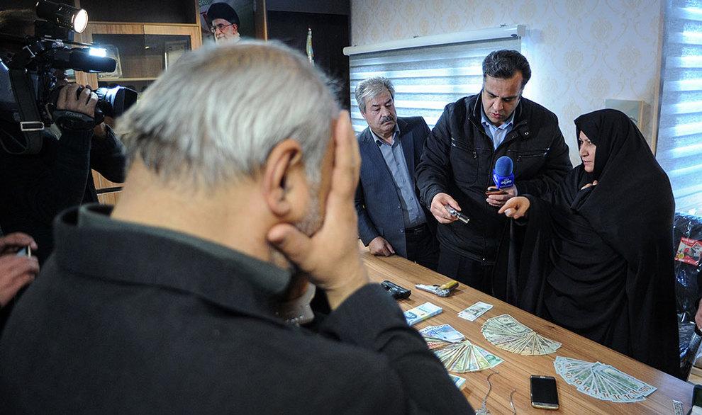 (تصاویر) سرقت مسلحانه میلیاردی از خانه لوکس - 24