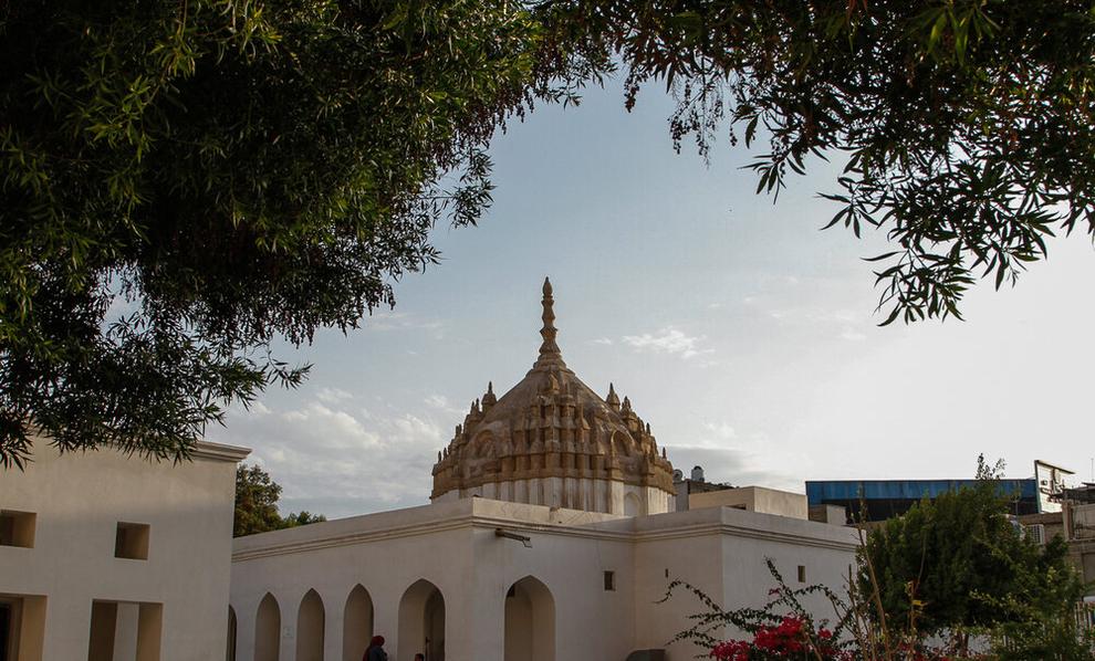 (تصاویر) معبد هندوها در بندرعباس - 13