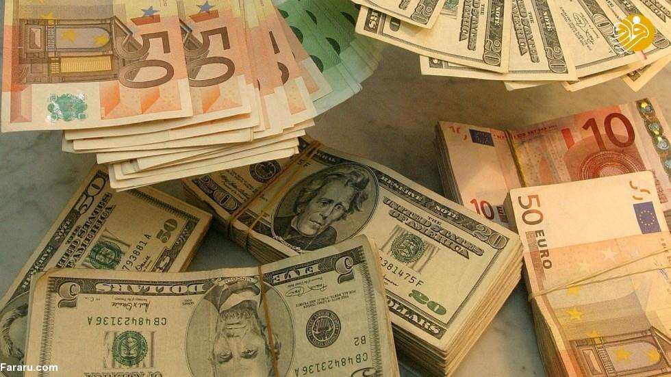قیمت دلار و قیمت ارز در بازار امروز شنبه ۱۳ بهمن ۹۷ - 0