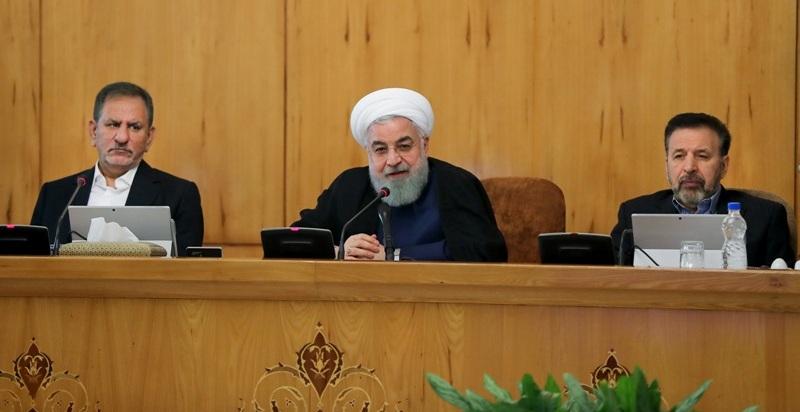 روحانی: اهل گفت وگو هستیم، اما فشار و تحمیل نمیپذیریم - 0