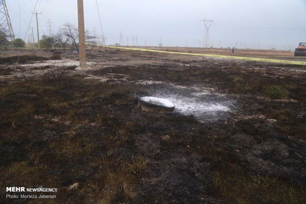 (تصاویر) انفجار خط لوله نفت اهواز به رامهرمز - 17
