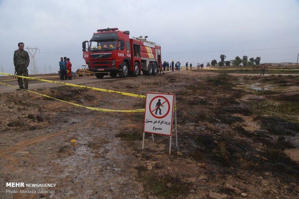 (تصاویر) انفجار خط لوله نفت اهواز به رامهرمز - 19