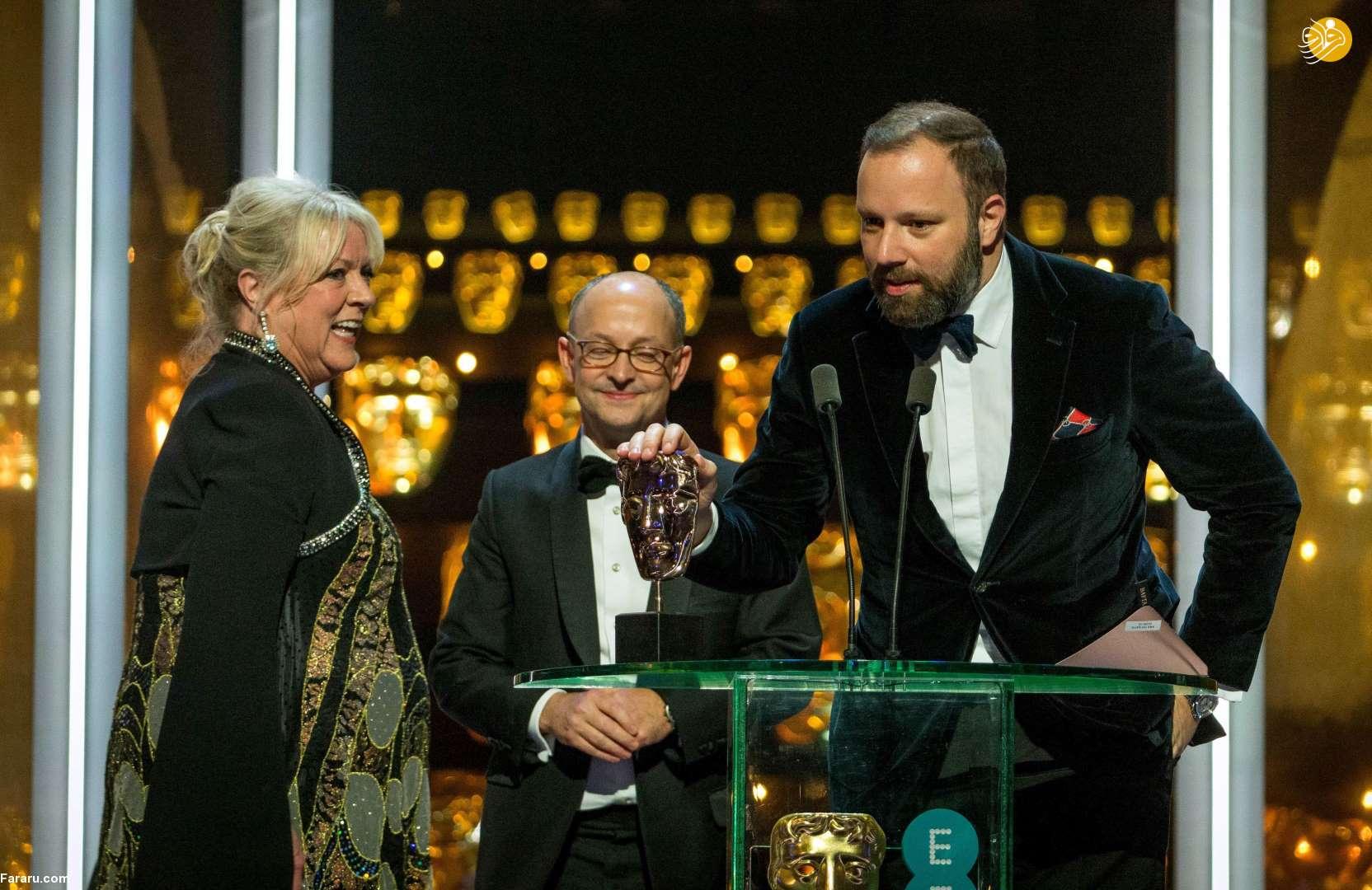 (تصاویر) مراسم اهدای جوایز بفتا؛ درخشش سوگلی و رما - 14