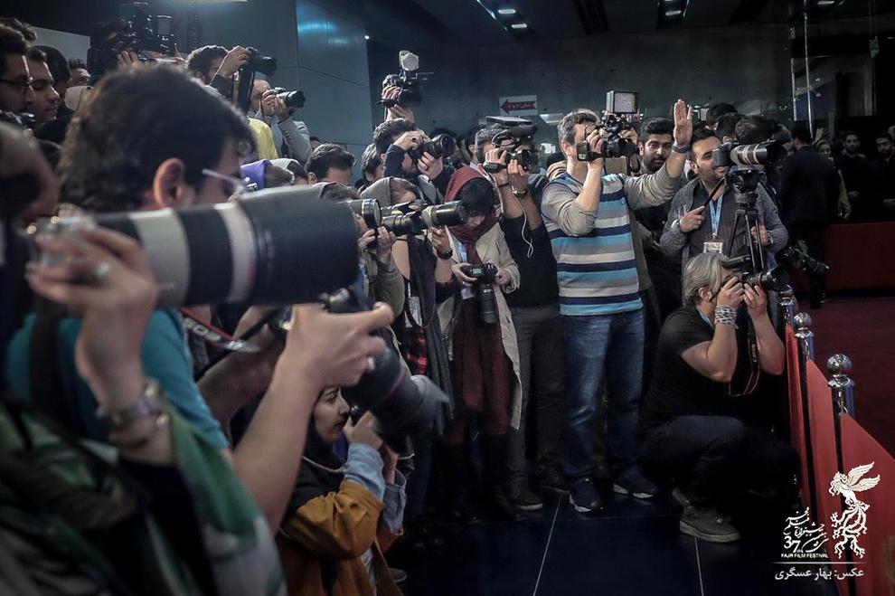 (تصاویر) متن و حاشیه آخرین روز جشنواره فیلم فجر - 10