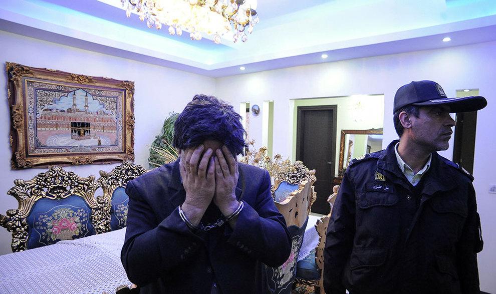 (تصاویر) سرقت مسلحانه میلیاردی از خانه لوکس - 34