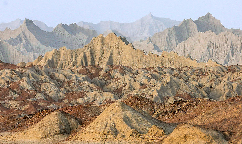 (تصاویر) کوههای مریخی چابهار - 19