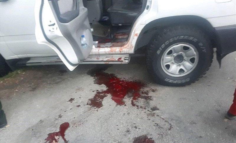 (تصاویر) تصادف شدید خودروی رئیس سازمان تامین اجتماعی - 10