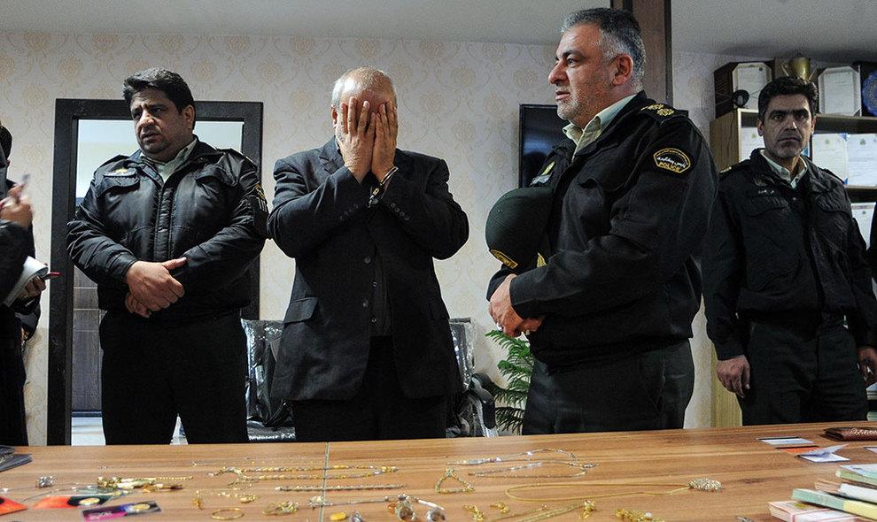 (تصاویر) سرقت مسلحانه میلیاردی از خانه لوکس - 22