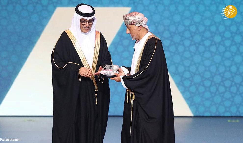 (تصاویر) مراسم انتخاب بهترینهای آسیا - 6