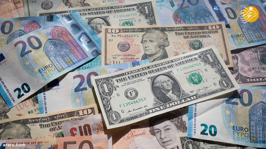 قیمت دلار و قیمت ارز در بازار امروز یکشنبه ۱۴ بهمن ۹۷ - 1