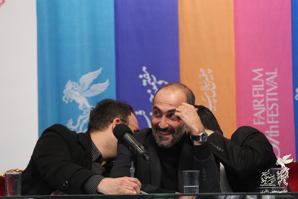 (تصاویر) متن و حاشیه آخرین روز جشنواره فیلم فجر - 32