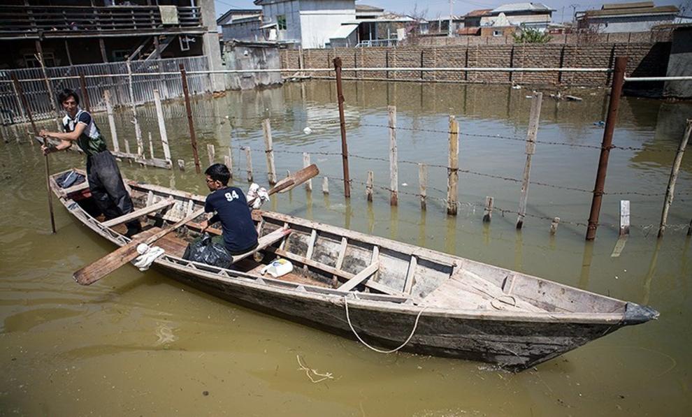 (تصاویر) گمیشان پس از سیلاب - 6
