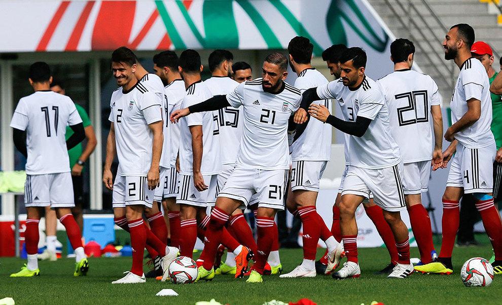 (تصاویر) آخرین تمرین تیم ملی فوتبال قبل از بازی با ویتنام - 5
