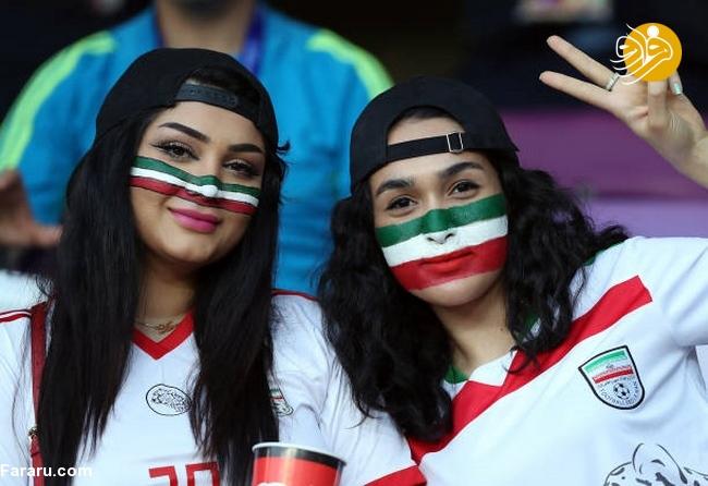 (تصاویر) شب تلخ هوادارن ایران در امارات - 26