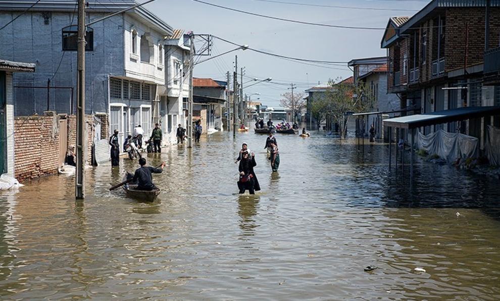 (تصاویر) گمیشان پس از سیلاب - 5