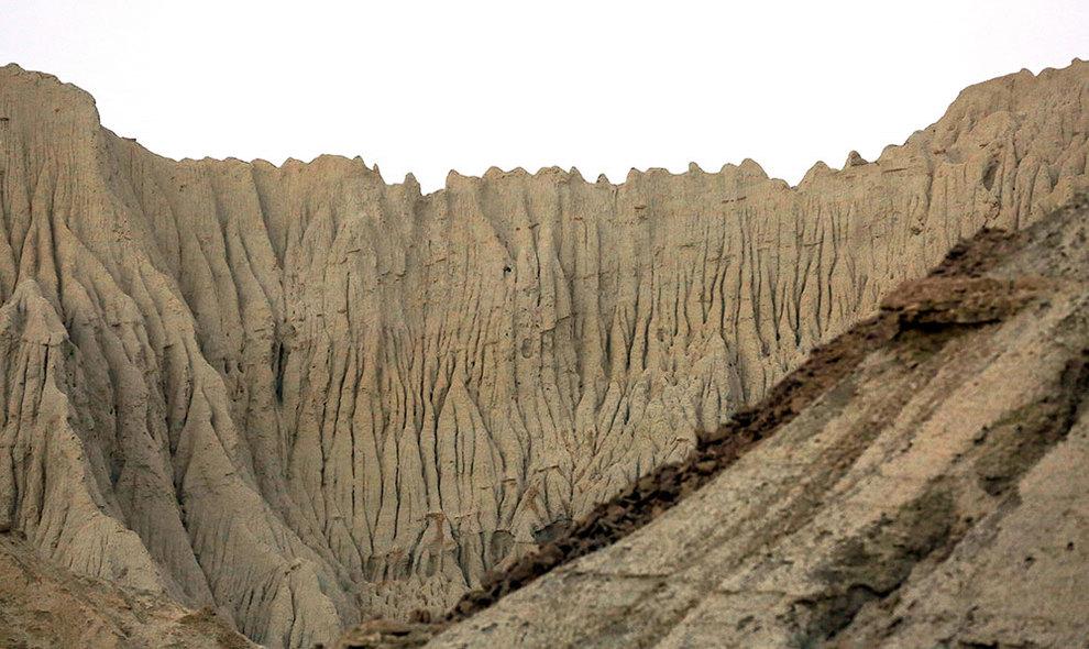 (تصاویر) کوههای مریخی چابهار - 5