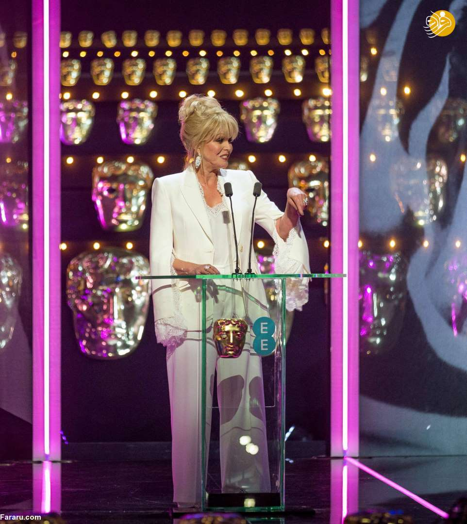 (تصاویر) مراسم اهدای جوایز بفتا؛ درخشش سوگلی و رما - 16