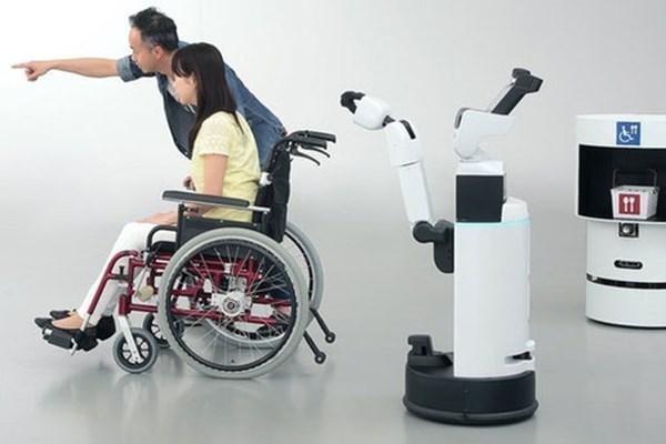 رباتها به کمک تماشاگران معلول المپیک توکیو میآیند - 8