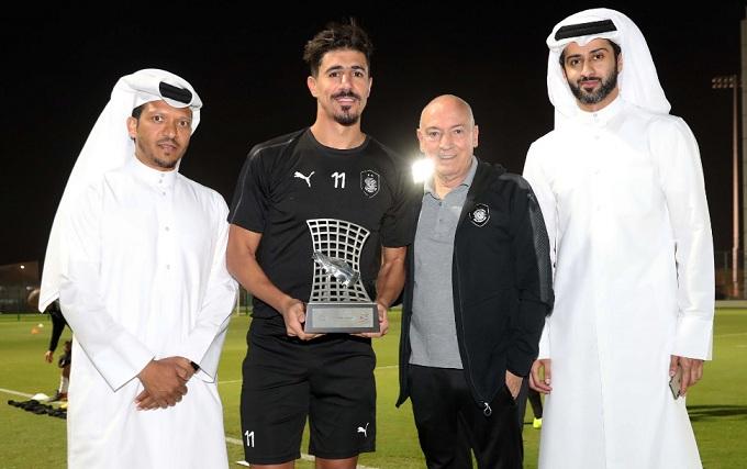 بونجاح جایزه برترین گلزن لیگ قهرمانان آسیا را دریافت کرد+عکس - 5