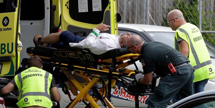 افزایش شمار قربانیان حمله تروریستی به مسجدی در نیوزلند