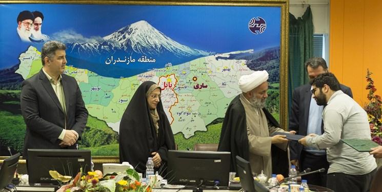 گزارشی از همایش سالانه خبرگزاری فارس مازندران+تصاویر - 29
