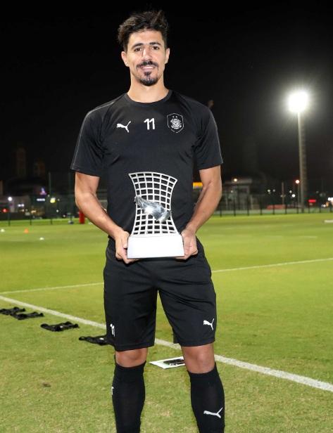 بونجاح جایزه برترین گلزن لیگ قهرمانان آسیا را دریافت کرد+عکس - 6