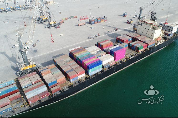 راهاندازی خط کشتیرانی بمبئی-چابهار-بندرعباس برای اولین بار و در شرایط تحریم - 4