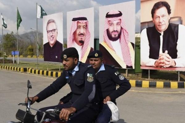 استقبال سرد مردم پاکستان از ولیعهد عربستان+تصاویر - 6