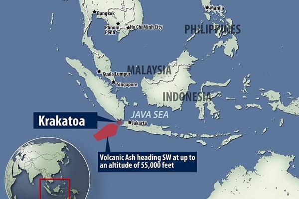 سونامی در اندونزی 62 کشته،  600  مجروح و 20  مفقود برجای گذاشت - 1
