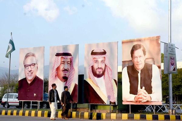 استقبال سرد مردم پاکستان از ولیعهد عربستان+تصاویر - 10