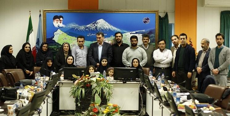گزارشی از همایش سالانه خبرگزاری فارس مازندران+تصاویر - 44