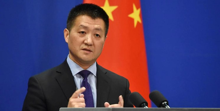 مخالفت چین با تصمیم خلع الساعه ترامپ درباره جولان اشغالی