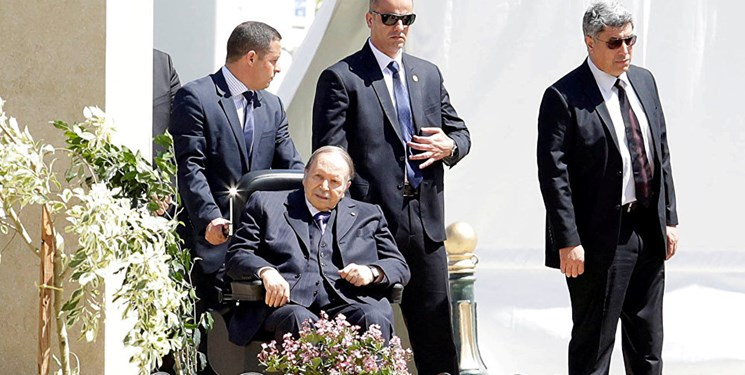 «عبدالعزیز بوتفلیقه» استعفا میکند
