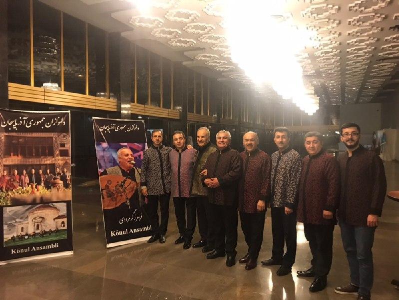 نوای تار آذری «دلنوازان» در تالار وحدت پیچید/تلفیق ردیف ایرانی و موغام آذربایجانی - 1