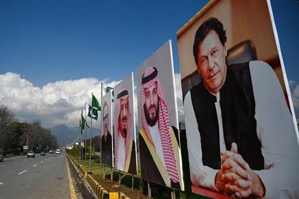 استقبال سرد مردم پاکستان از ولیعهد عربستان+تصاویر - 9