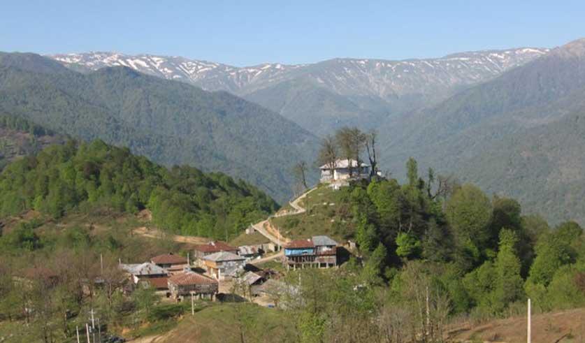 از غار تاریخی لاس پشت تا پناهی که طبیعت برای میرزا کوچک جنگل ساخت - 11