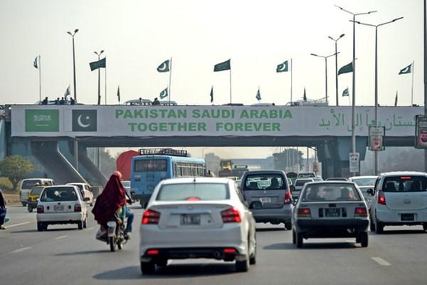 استقبال سرد مردم پاکستان از ولیعهد عربستان+تصاویر - 17